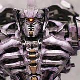 Робот-трансформер Шоквейв, Zeus Magic, 35 см Shockwave, Dark of the Moon SKL14-279056, фото 3