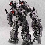 Робот-трансформер Шоквейв, Zeus Magic, 35 см Shockwave, Dark of the Moon SKL14-279056, фото 4