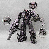 Робот-трансформер Шоквейв, Zeus Magic, 35 см Shockwave, Dark of the Moon SKL14-279056, фото 5