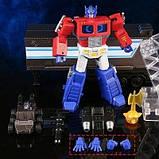 Робот-трансформер Оптимус Прайм с прицепом и аскессуарами Optimus Prime, Generations SKL14-279060, фото 2
