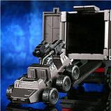 Робот-трансформер Оптимус Прайм с прицепом и аскессуарами Optimus Prime, Generations SKL14-279060, фото 8