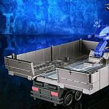 Робот-трансформер Оптимус Прайм с прицепом и аскессуарами Optimus Prime, Generations SKL14-279060, фото 9