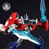 Робот-трансформер Оптимус Прайм, Трансформеры Прайм, 16 см Apc Toys, Optimus Prime, Tfp SKL14-279061, фото 7