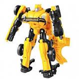 Робот-трансформер из кинофильма Бамблби, инерционный, 11 см Bumblebee SKL14-279064, фото 2