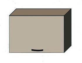 """Кухня """"Аліна"""" верхній модуль 60Вит. колір - дуб Сонома / латте"""