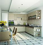 """Кухня """"Аліна"""" верхній модуль 30В колір - дуб Сонома / латте, фото 5"""