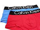 Набор белья подарочный Calvin Klein Black (Fusien, 2 шт.), фото 4