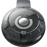 Наушники TCL MTRO200BT Bluetooth Shadow Black (MTRO200BTBK-EU), фото 5