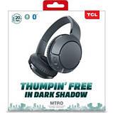 Наушники TCL MTRO200BT Bluetooth Shadow Black (MTRO200BTBK-EU), фото 8
