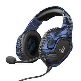 Наушники Trust GXT 488 Forze-G for PS4 Blue (23532)