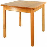 Детский столик из ольхи (без стула)
