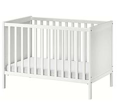 Детская кроватка SUNDVIK