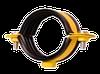 """Хомут 3/8"""" (16-19мм) с гайкой М8 стальной ЦБ, окрашенный"""