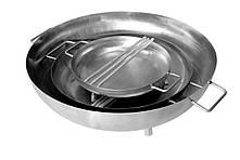 Диск-сковорода УКРПРОМТЕХ для пикника 45 см (Disc45), фото 3