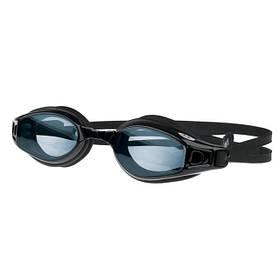 Очки для плавания Spokey OPTICA для взрослых Черные (s0163)