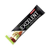 Батончик Nutrend Excelent Protein Bar, 85 грамм Миндаль-фисташка