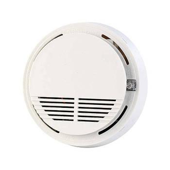 Беспроводной датчик дыма New 433 мГц для GSM сигнализации (JFDLKF9FK)