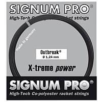 Струни тенісні Signum Pro Outbreak 12,2 m Товщина: 1.18 mm