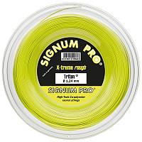 Струни тенісні Signum Pro Triton 200 м Жовтий (5491-0-0)