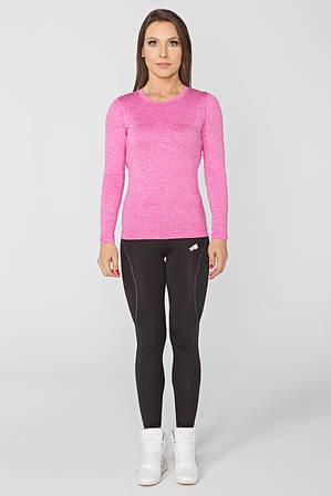 Женский спортивный лонгслив Radical Efficient SG L Розовый (r0796)
