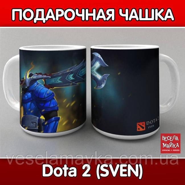 "Чашка Dota 2 ""SVEN"""