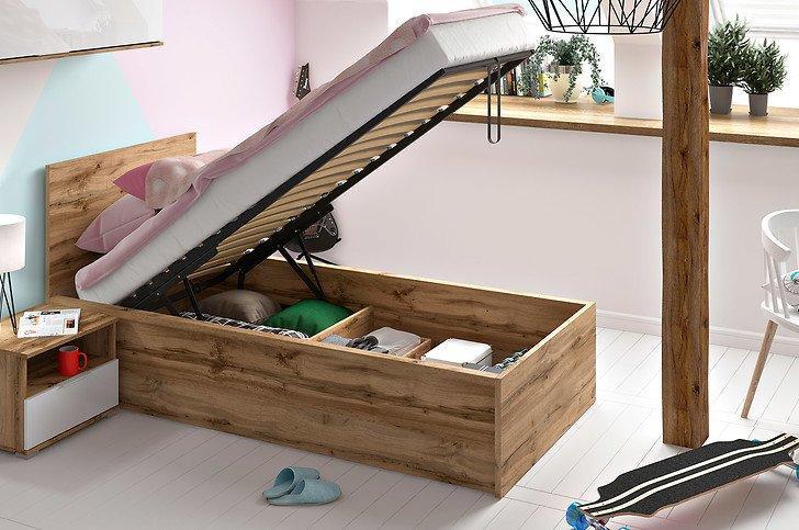 Кровать детская Tetrix B 90
