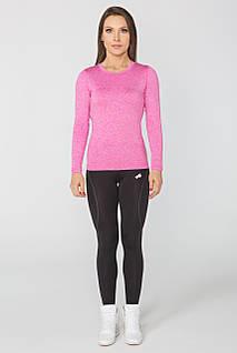 Женский спортивный лонгслив Radical Efficient SG M Розовый (r0795)