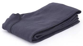 Леггинсы теплые с тонким начесом Fleece thin XS-M Темно-синий (SEG00374)