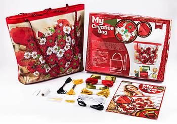 Набор для творчества Danko Toys My creative bag Маки Разноцветный (YHGYRDYI)