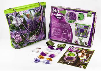 Набор для творчества Danko Toys My creative bag Сирень Разноцветный (HGIYGDDQ)