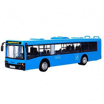 Автобус инерционный Синий (S9690CD)