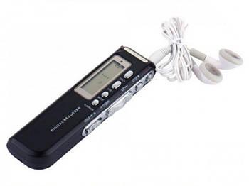 Диктофон цифровой плейер флешка 8gB MP3 USB Digital VR-2