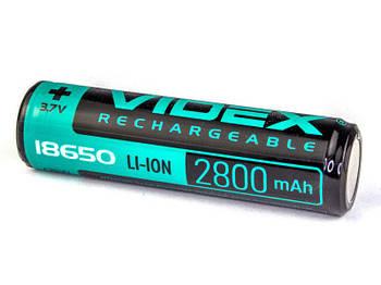 Аккумулятор Videx Li-Ion 18650 2800 mAh (Videx 2800 PCB)