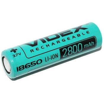 Аккумулятор Videx Li-Ion 18650 2800 mAh (Videx 2800)