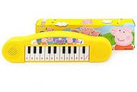 Детское пианино Свинка Пеппа 3715
