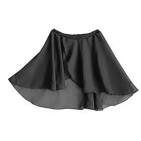 Юбка для танцев GL Хитон XS Черная (89)