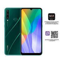 Мобильный телефон Huawei Y6p 3/64GB Emerald Green (51095KYR)
