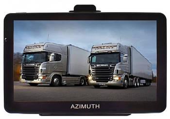 Автомобильный GPS Навигатор Azimuth B79 Pro Truck Europe