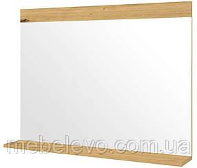 Зеркало Фокус  691х899х160мм дуб артисан Сокме