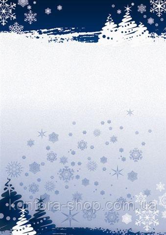 Дипломная бумага Galeria Papieru Zima, 170 г/м² (25 шт.)
