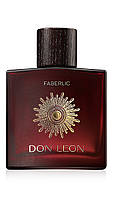 Туалетная вода мужская Faberlic Don Leon 100 мл