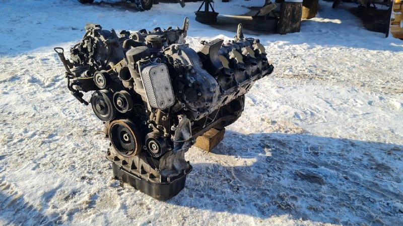 Двигатель 5.5 OM 736.968 Mercedes GL X164 2006-2012 Двигун Мотор