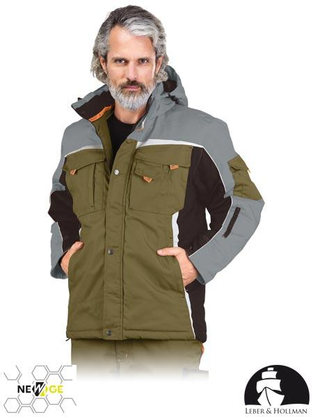 Куртка утеплена робоча LH-NAW-J KHBRP