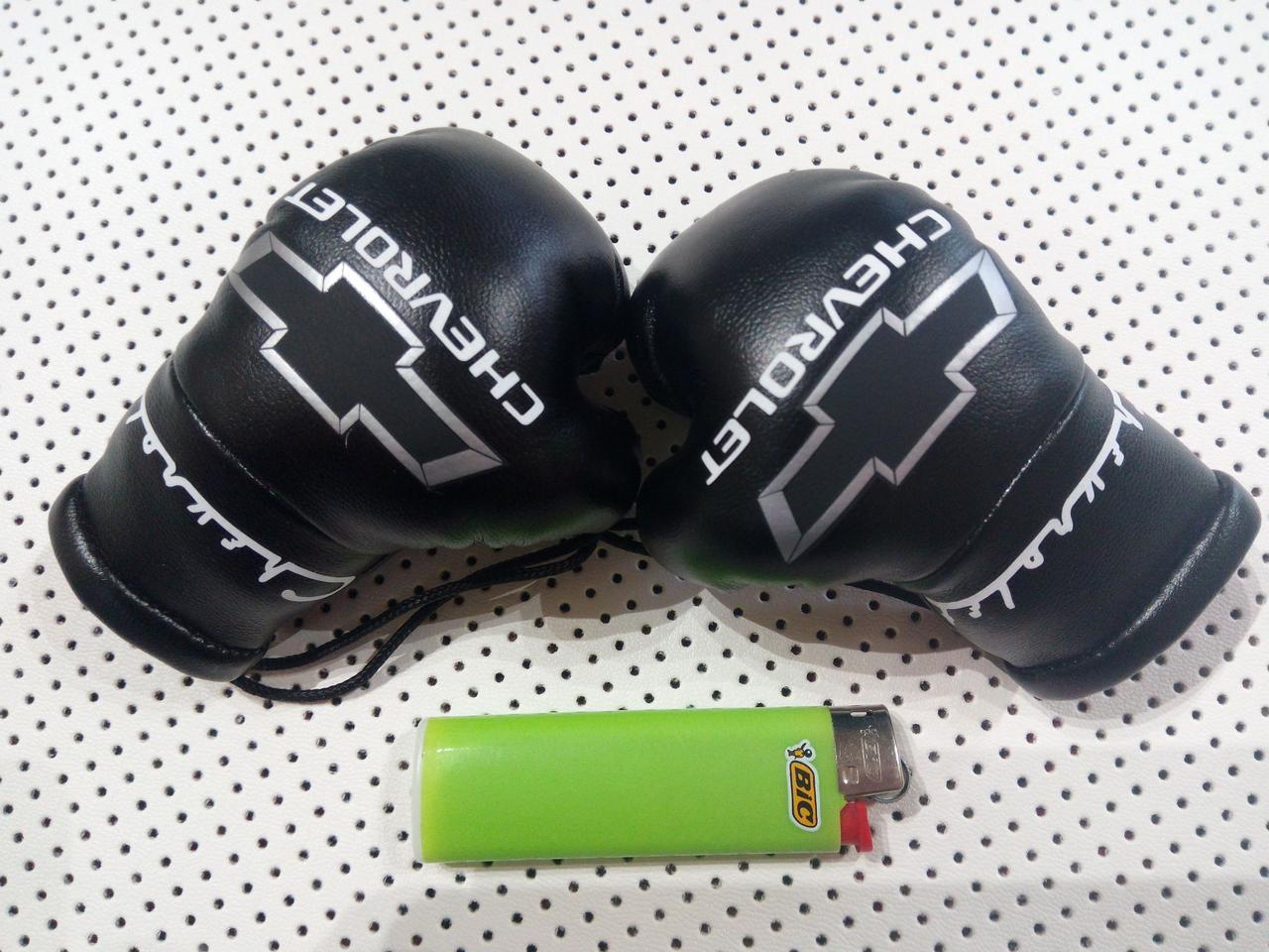Підвіска боксерські рукавички Авто подарунок Аксесуари на машину для чоловіків Подарунок в машину Шевроле