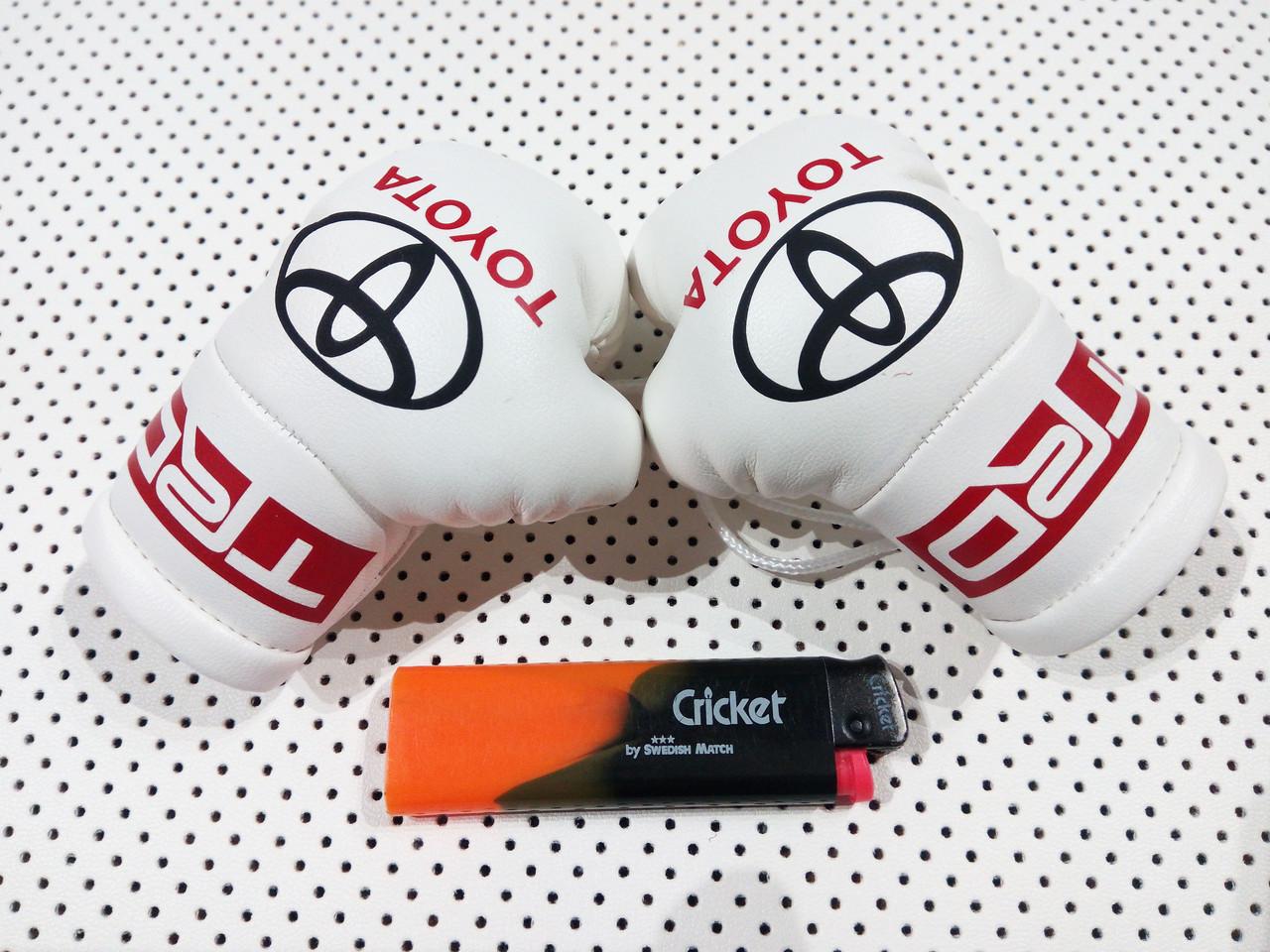 Подвеска боксерские перчатки Авто подарок Подарок автолюбителю Подвеска в авто Подвеска в машину Тойота