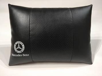 Подушка ортопедическая в автомобиль Подушка для водителя Подушка в авто Подарок в машину Мерседес