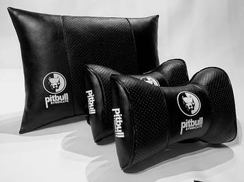 Комплект аксессуаров салона PITBULL Автоподушка Аксессуары в машину для мужчин Автомобильная подушка