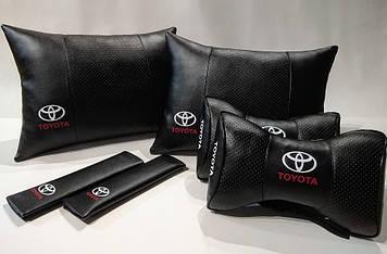 Комплект аксессуаров салона Toyota Автоподушка Аксессуары в машину для мужчин Автомобильная подушка Тойота