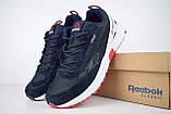 Кросівки чоловічі розпродаж АКЦІЯ 750 грн Reebok 41й(26см), 42й(26,5 см), 46й(29.5 см) копія люкс, фото 3