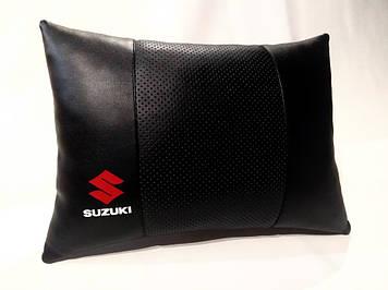Подушка ортопедическая в автомобиль Подушка для водителя Подушка в авто Подарок в машину Сузуки